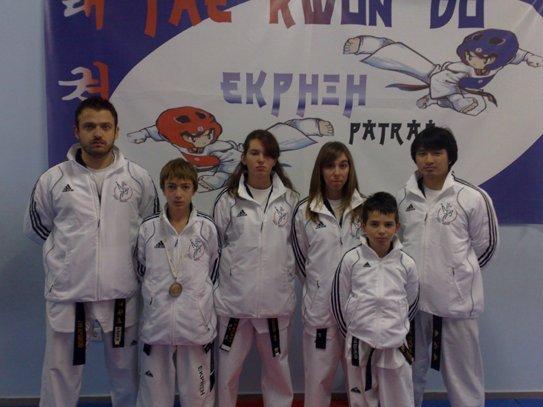 Έκρηξη - Tae Kwon Do - Πανελλήνιο Κύπελλο 2009